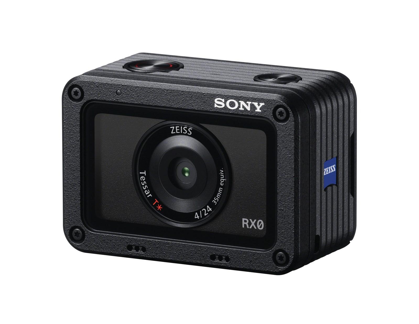 Sony ActionCam RX0