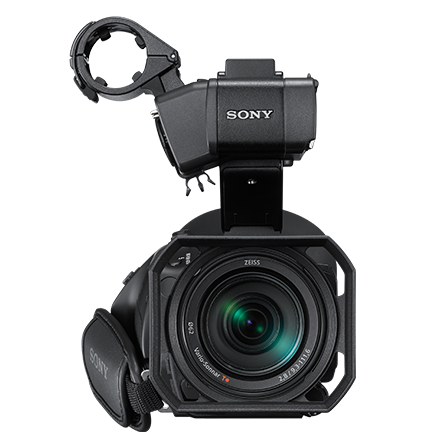 Sony HXR-NX80 Face