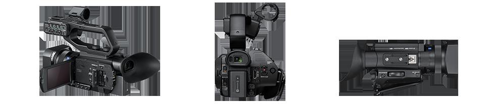 Sony PXW-Z90 Détail