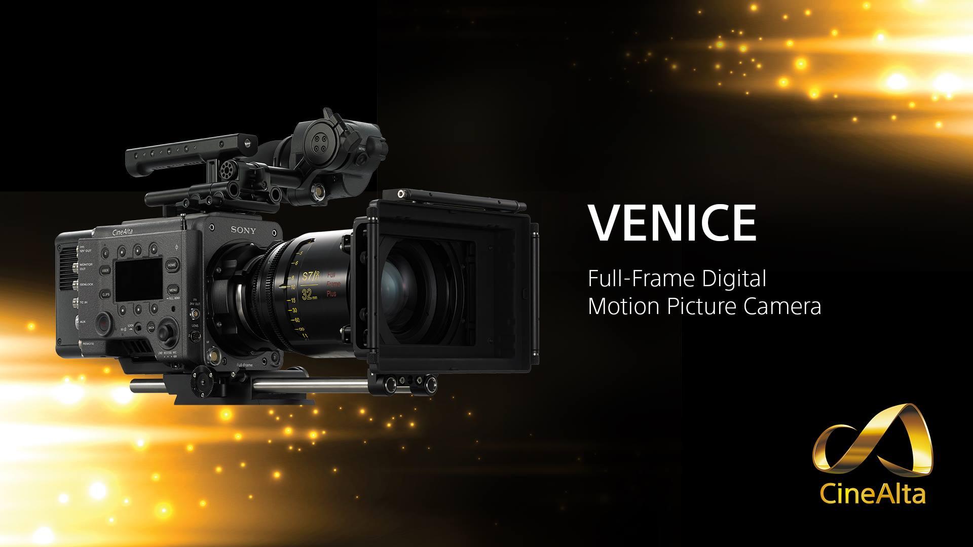 Venice Sony Cine Alta